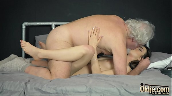 Grandpa, Youngs, Oral creampie