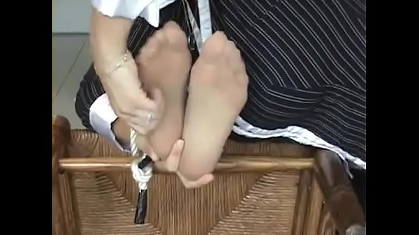 Nylon, Tickling, Nylons, Tickled