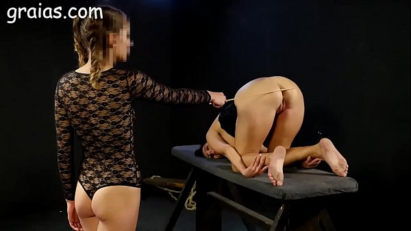 Girls, Caned, Caning