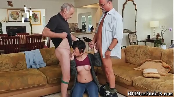 Old man, Spanked, Spanking girl, Fat man, Fat guy