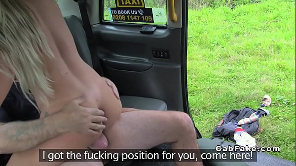 Fake taxi, Fake taxy, Hot blond anal