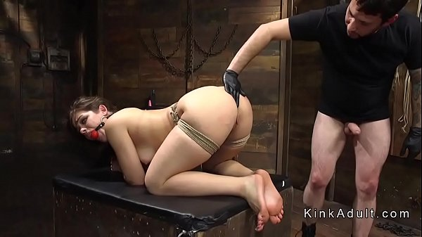 Train, Tied, Tied up, Slave anal
