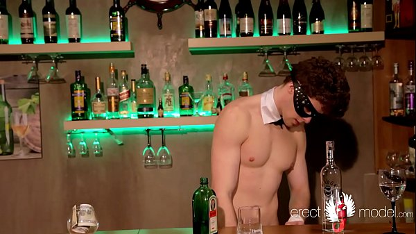 Mask, Masked, Nude show, Small dick