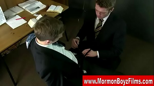 Mormons, Office gay