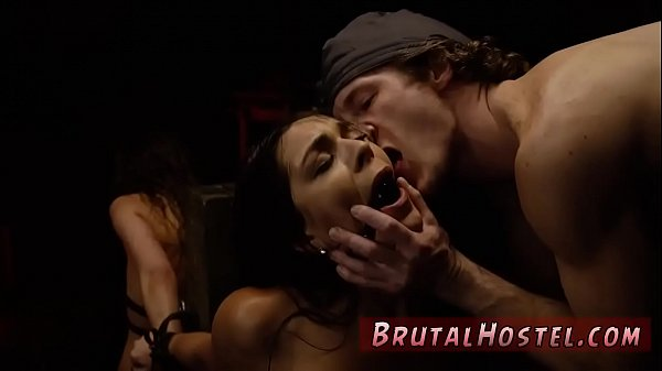 Enema, First anal, Young anal, Olivia, Brutal anal