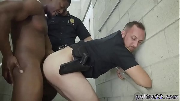 Black, Police, Jail, Young sex