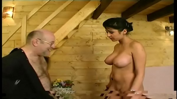 French, Young big boobs