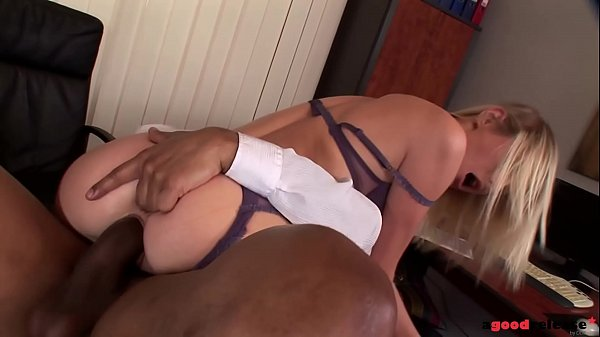 Secretary, Interracial anal