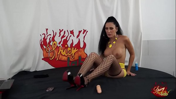 Stockings, Cum in mouth, Stock, Fishnets