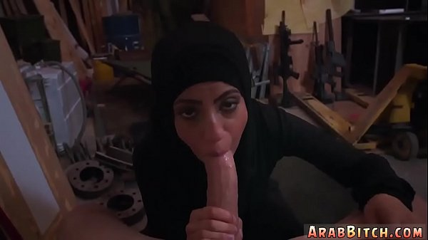Arab, Interracial threesome