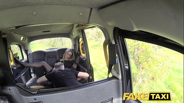Fake taxi, Stockings, Fake taxy