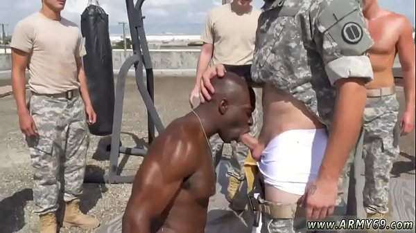 Military, Gay cam