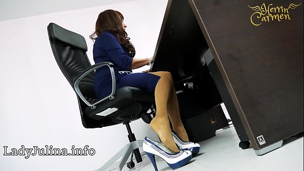 Mature, Nylon, Nylons, Nylon mature, Mature office, Mature nylon