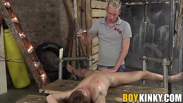 Young anal, Bitch, Waxing, Wax, Over, Anal young