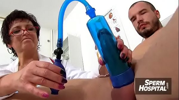 Doctor, Czech, Natural big tit