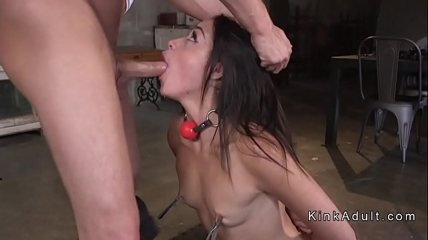 Hairy fuck, Slave anal