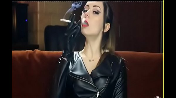 Smoking, Leather